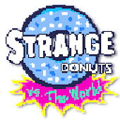 Strange Donuts vs. The World