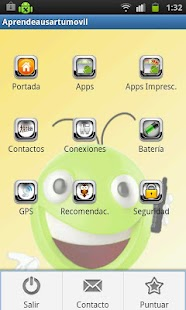 Aprende a usar tu movil - screenshot thumbnail