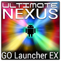 Ultimate NEXUS GO Launcher EX logo
