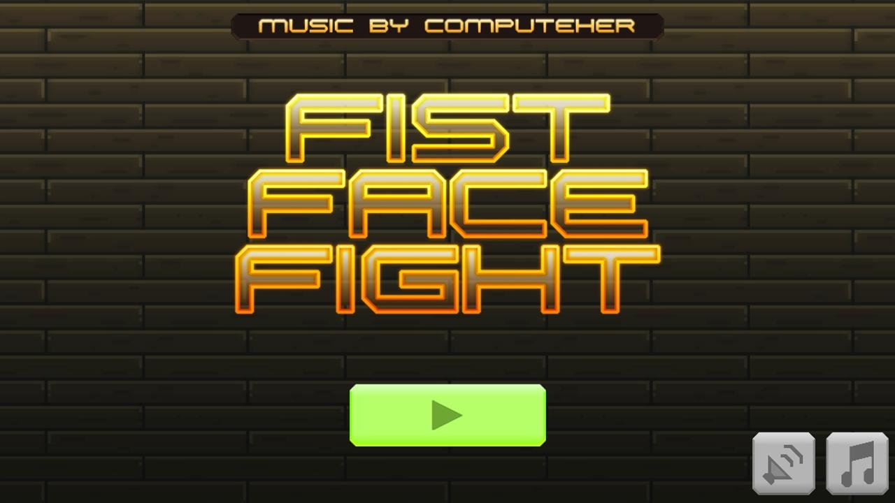 Fist Face Fight- screenshot