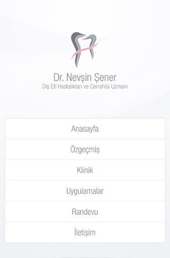 Dr. Nevşin Şener - Diş Hekimi