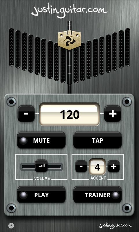 Time Trainer Metronome- screenshot