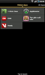 Hide Apps Trial - Root- screenshot thumbnail