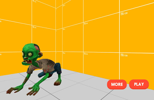 Zombie Bomb Squad Shooter 3D