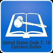 USC T.19 Customs Duties