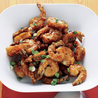 Sesame Orange Shrimp