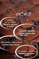 Screenshot of iCozinhar Doces