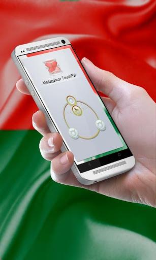 馬達加斯加 TouchPal Theme