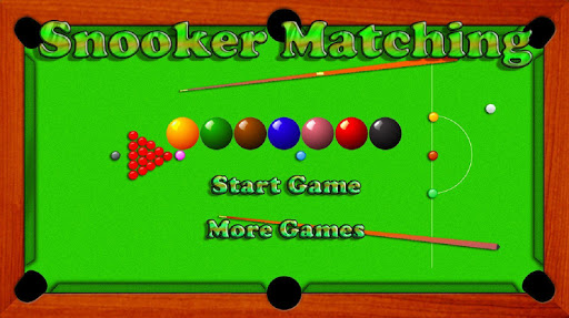 Snooker Matching