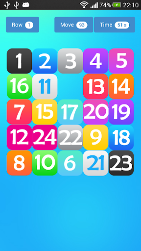 Number Puzzle For Kids