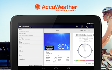 AccuWeather Platinum Screenshot 23