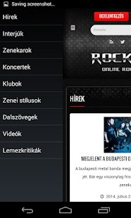 Rockbook- screenshot thumbnail