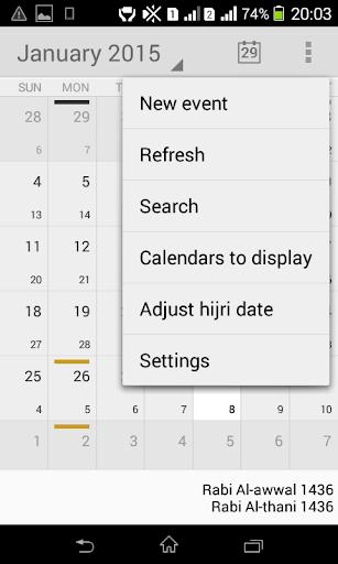 Hijry: Your Islamic Calendar