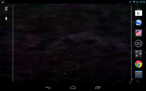 SpaceWalker RadialVersion - screenshot thumbnail