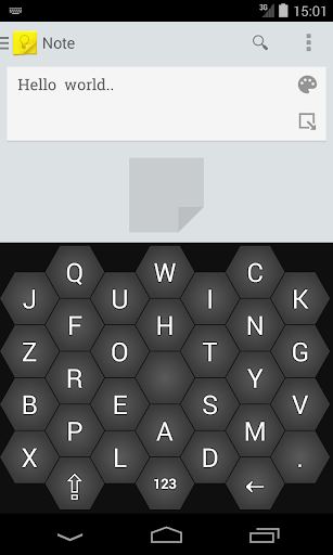 Keybee Keyboard beta