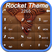 RocketDial TunT Theme