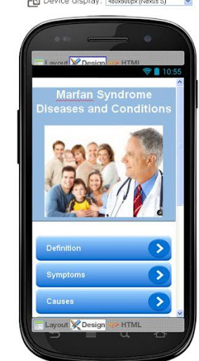 Marfan Syndrome Information