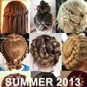 Hair style | تسريحات شعر 2013 icon