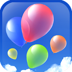 Galaxy S4 Floating Balloons