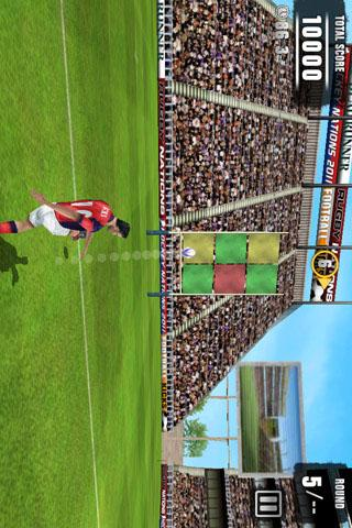 Rugby Kicks - screenshot