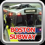 Map Of Boston Mbta Subway Map