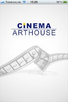 Screenshot of Cinema Arthouse
