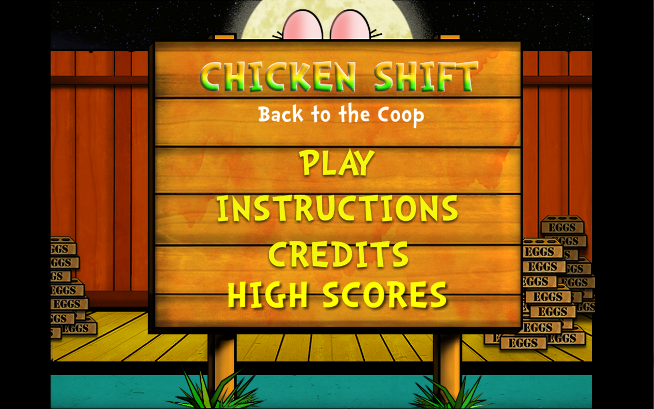 Chicken Shift- screenshot