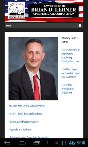 Deportation Attorney by BDL