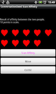 ConversationSeed Scan Affinity- screenshot thumbnail