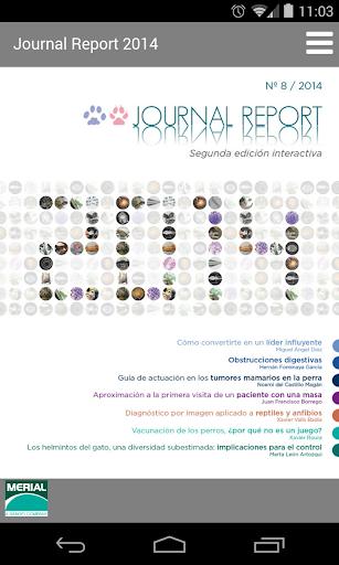Merial Journal Report 2014