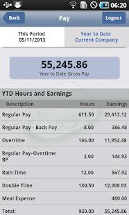 ePaystub - screenshot thumbnail