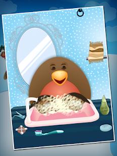 企鹅美发沙龙