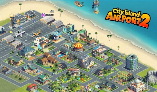 City Island: Airport 2 - screenshot thumbnail