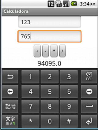 Calculadora Luis