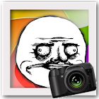Rage Face Photo icon