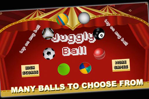 Juggly Ball-Super Ball Juggle