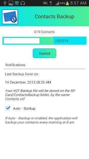 【免費工具App】Contacts Backup-APP點子