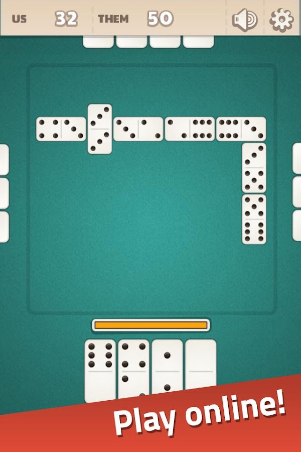 Board game Dominos - Play free online board games at