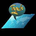 Track my ride. logo