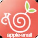 사과달팽이 logo