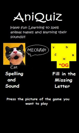 AniQuiz Sound Spelling Full