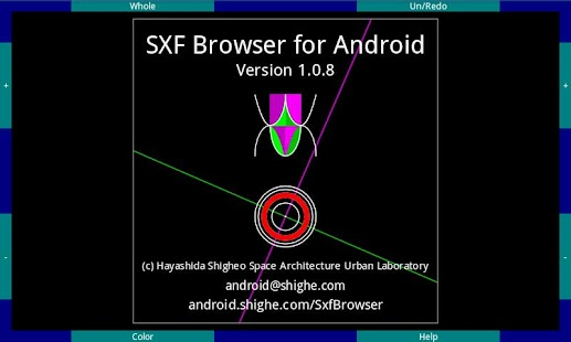 SXF Browser for Android- screenshot thumbnail