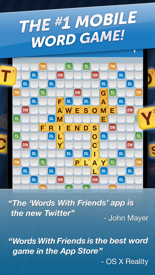 Words With Friends Classic screenshot #5