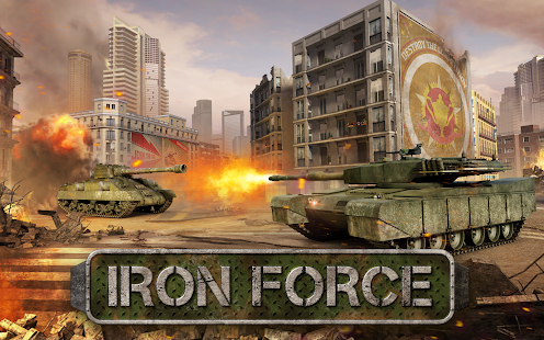 Iron Force Screenshot 22