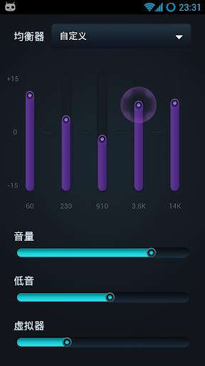 【免費音樂App】CityGlo 音乐播放器-APP點子