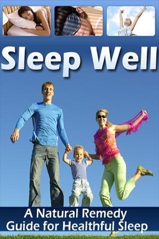 【免費健康App】How to Sleep Well Remedy Guide-APP點子