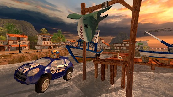 Beach Buggy Racing Screenshot 33