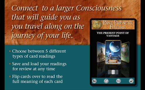 Enchanted Map Oracle Cards - screenshot thumbnail