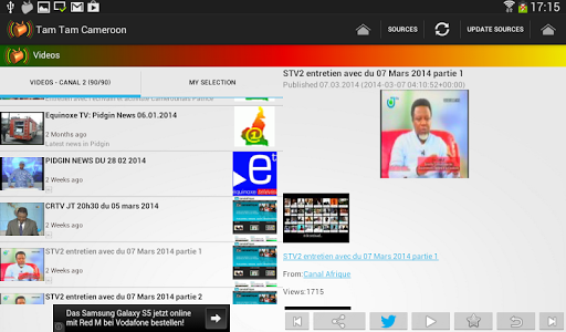TamTam Cameroon News screenshot 5