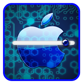 Blue Apple Go locker